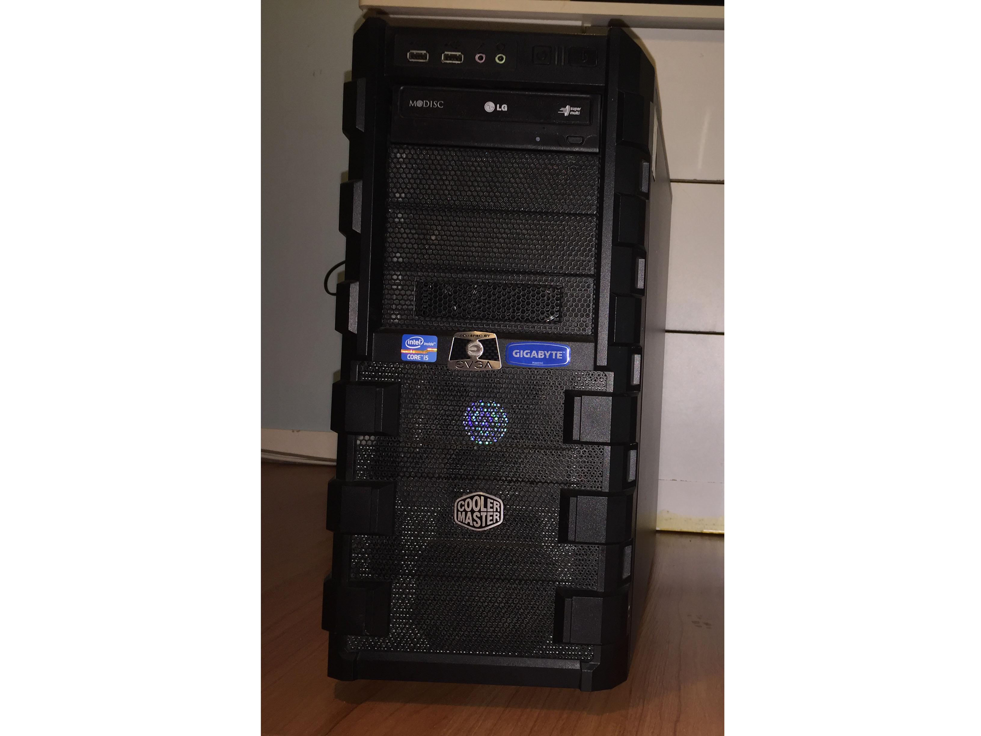brother's computer